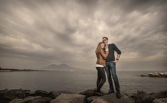 Sandra & Patrick in Neapel