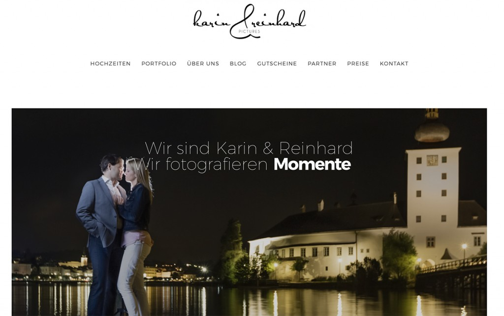 webseite neu